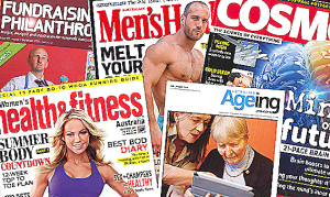 Magazines NeuRA has appeared in
