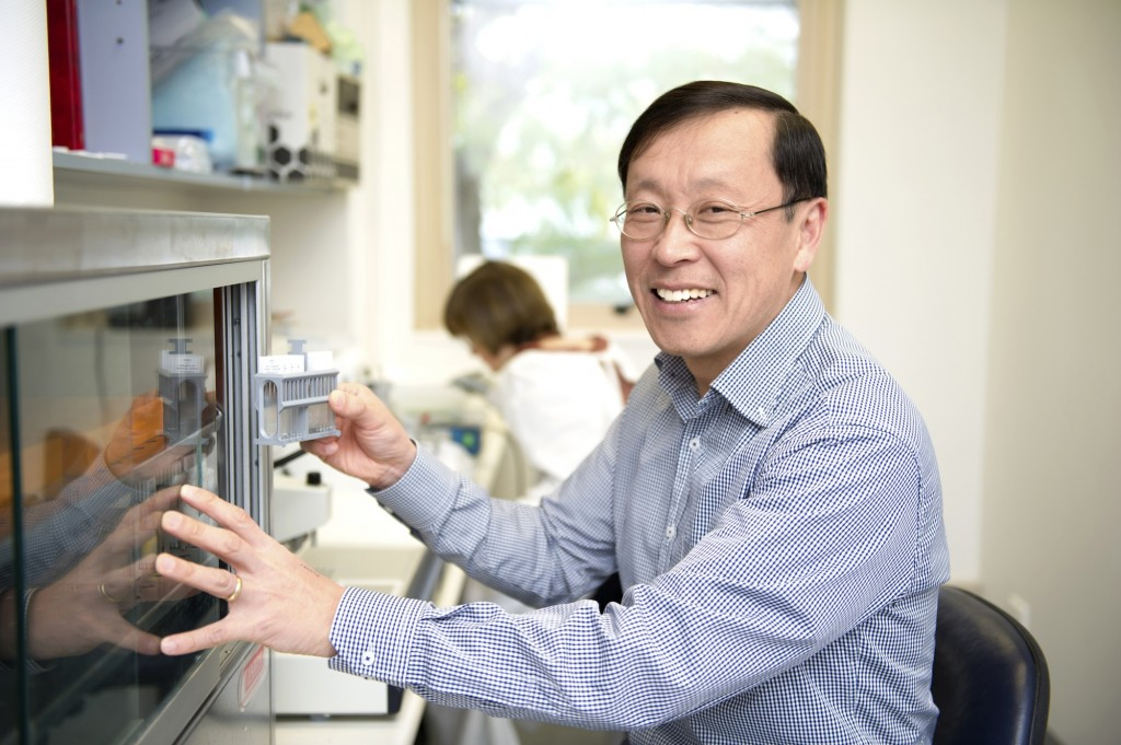 NeuRA's Dr Scott Kim is investigating the role of cholesterol in Alzheimer's disease