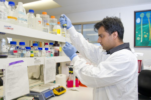 Dr Dipesh Joshi is a postdoctoral research officer at NeuRA