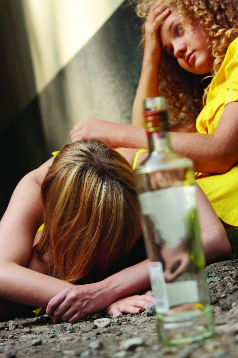 Teenage Drinking Understanding the Dangers and Talking to