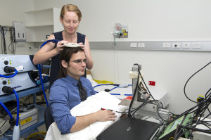 Dr Siobhan Fitzpatrick and Dr Jim Nuzzo