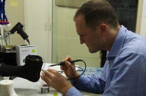 Matt Brodie soldering socks2