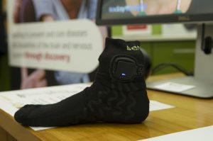 Smart Sock with sensor
