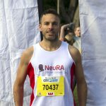 Top fundraiser for NeuRA George Hughes